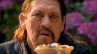 Danny Trejo in Old El Paso advert
