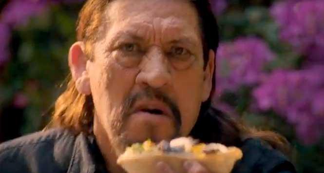 Danny Trejo in Old El Paso advert