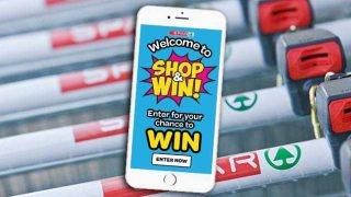 Spar Shop & Win
