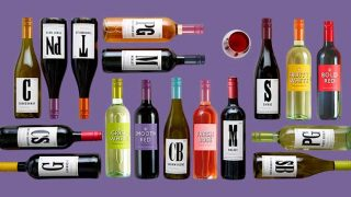 Spar own label wine range