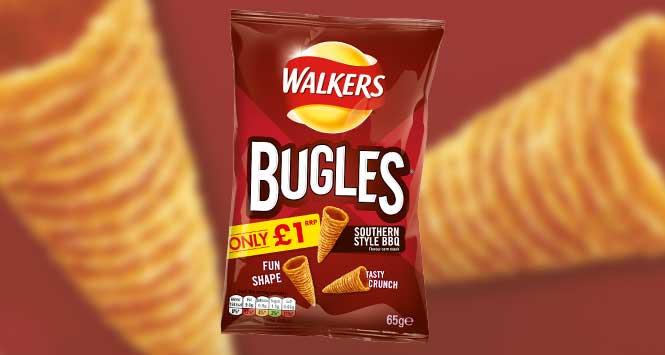Walkers Bugles PMP