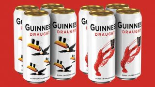 John Gilroy's designs for Guinness