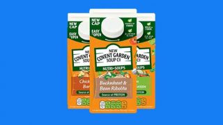 New Covent Garden soups