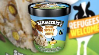 Ben & Jerry's Home Sweet Honeycomb
