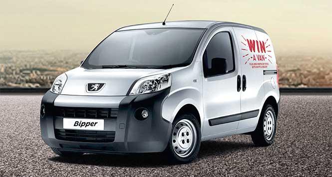 Whyte & Mackay Bipper van