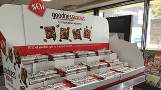 goodnessKNOWS shelf-topper