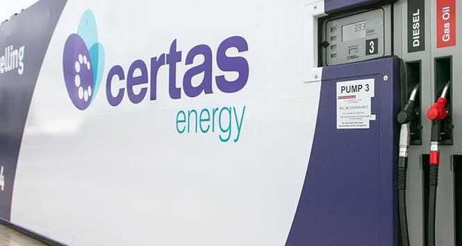 Certas Energy pump