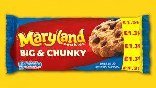 Maryland Big & Chunky Cookies