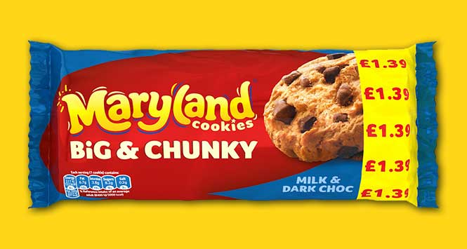 Maryland Big & Chunky Cookies