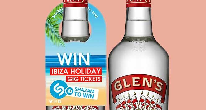 Glen's Shazam packs