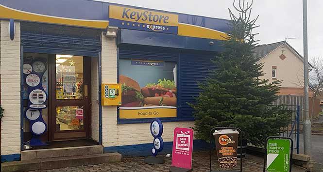Corseford Keystore