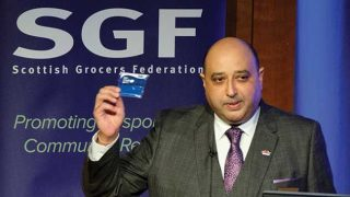 Pete Cheema at SGF Conference