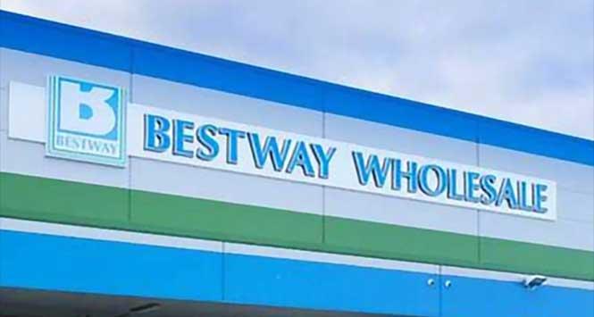 Bestway warehouse