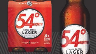 54 North lager