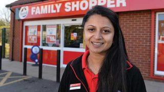 Family Shopper retailer