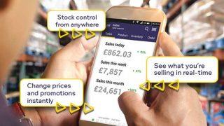 PayPoint Epos app