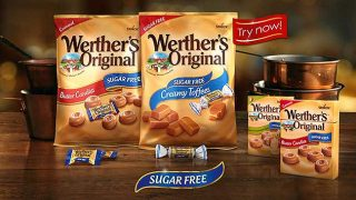 Werther's Original sweets