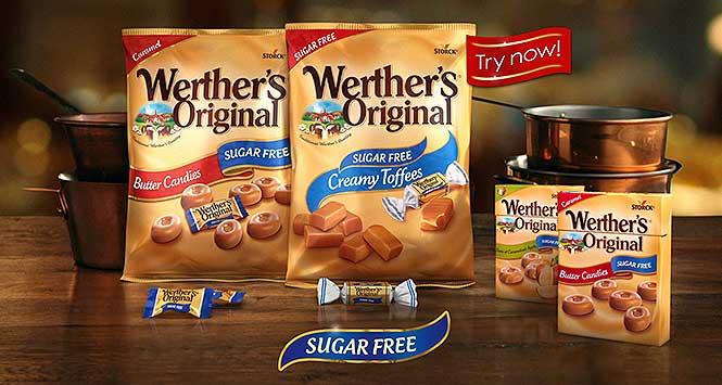 Werther's Original sweets