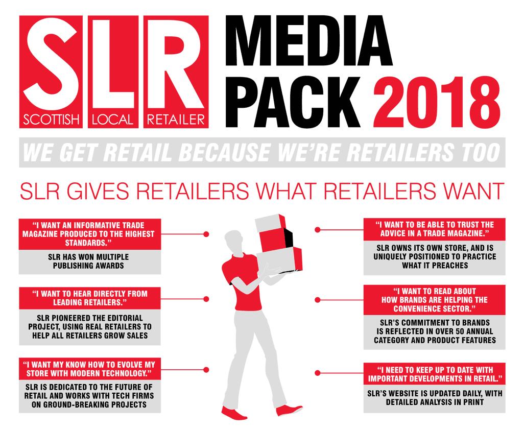 SLR 2018 Media pack