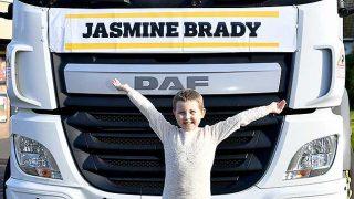 Nisa lorry 'Jasmine Brady'
