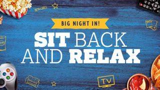 Nisa 'Big Night In' promo material