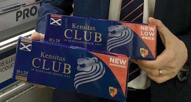 Kensitas Club outers