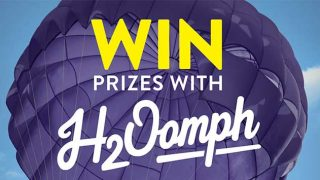 Win prizes with H2Oomph