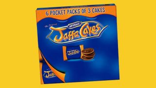 Jaffa Cakes Pocket Packs