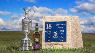 The Open trophy