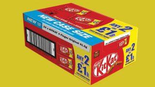 Nestlé KitKat outer