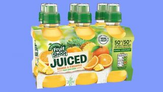 Fruit Shoot Juiced