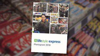 Lifestyle Express planogram guide