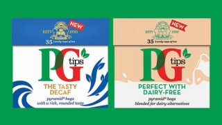 PG Tips new blends
