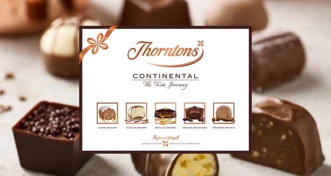 Thortons Continental