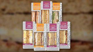 Spar brand sandwiches