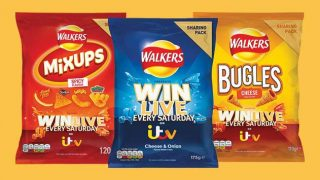 Walkers promotional packs