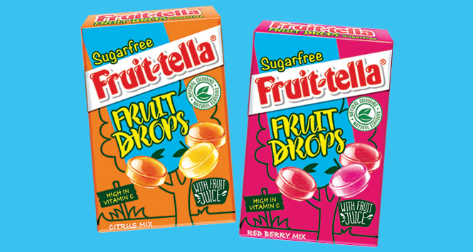 Fruittella Fruit Drops