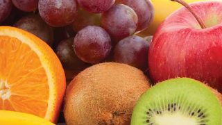 Healthy eating: fruit