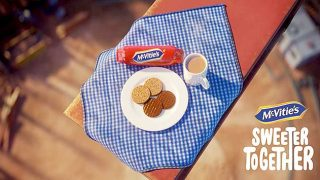 McVitie's Sweeter Together campaign