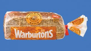Warburtons Pulses & Seeds loaf