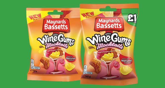 Wine Gums Mocktails