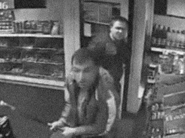 retail violence caught on CCTV