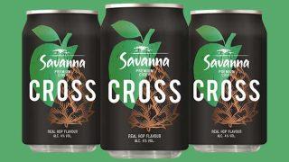 Savanna Cross cider