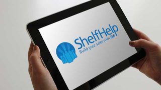ShelfHelp on iPad
