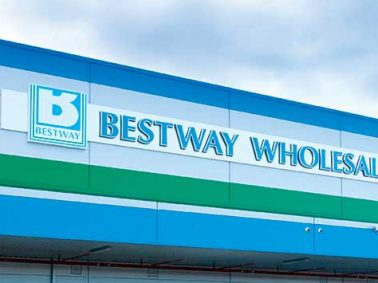 Bestway Wholesale warehouse