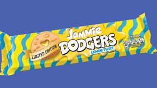 Jammie Dodgers Lemon Twist