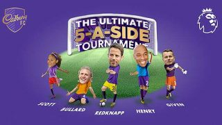 Cadbury ultimate 5-a-side tournament