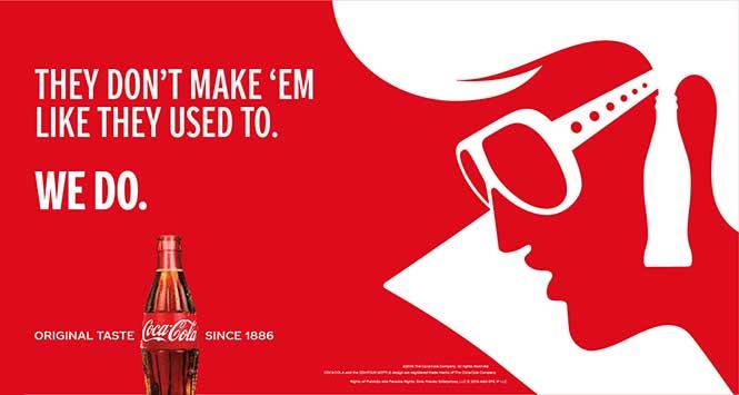 Elvis-inspired Coca-Cola ad