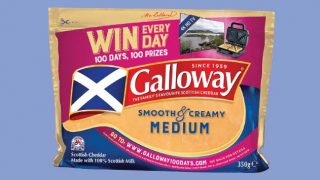 Galloway cheese