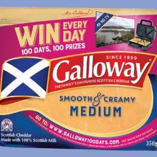 Galloway cheese